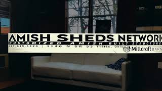 Amish Sheds Network: Quality, Customer Care, Quick Lead time, Free Delivery, Open Year Long.