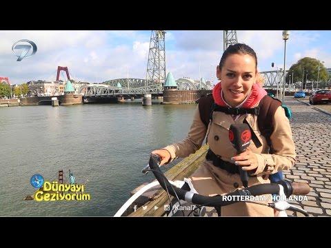 Dünyayı Geziyorum - Rotterdam/Hollanda - 11 Ekim 2015