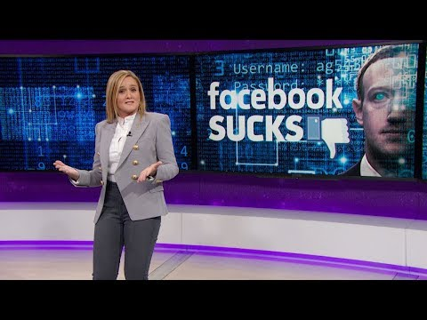 Facebook Sucks   May 2, 2018 Act 2   Full Frontal on TBS