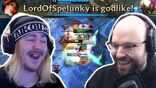 I coached Northernlion into carrying his FIRST game of League of Legends