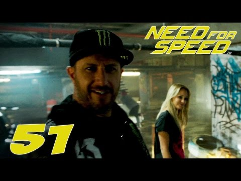 Let's Play Need For Speed #51 - Drift-Neuling