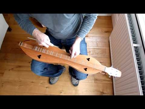 Sally in the Garden - mountain dulcimer