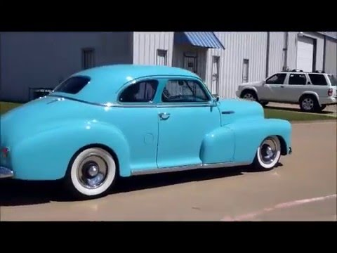 1948 Chevrolet Coupe Youtube