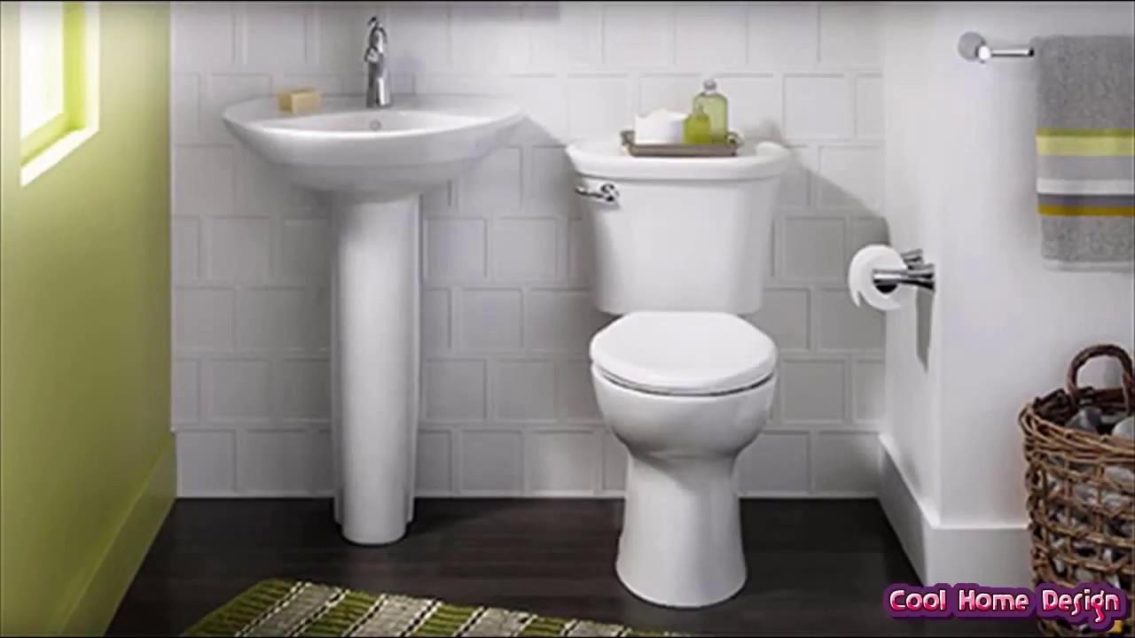 Bathroom Toilets and Sinks - YouTube