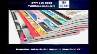 Magazine Subscription Agent Stamford CT - TWX Magazine