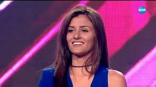 Цветана, Лидия и Леонора - X Factor - Изпитанието на шестте стола (08.10.2017)