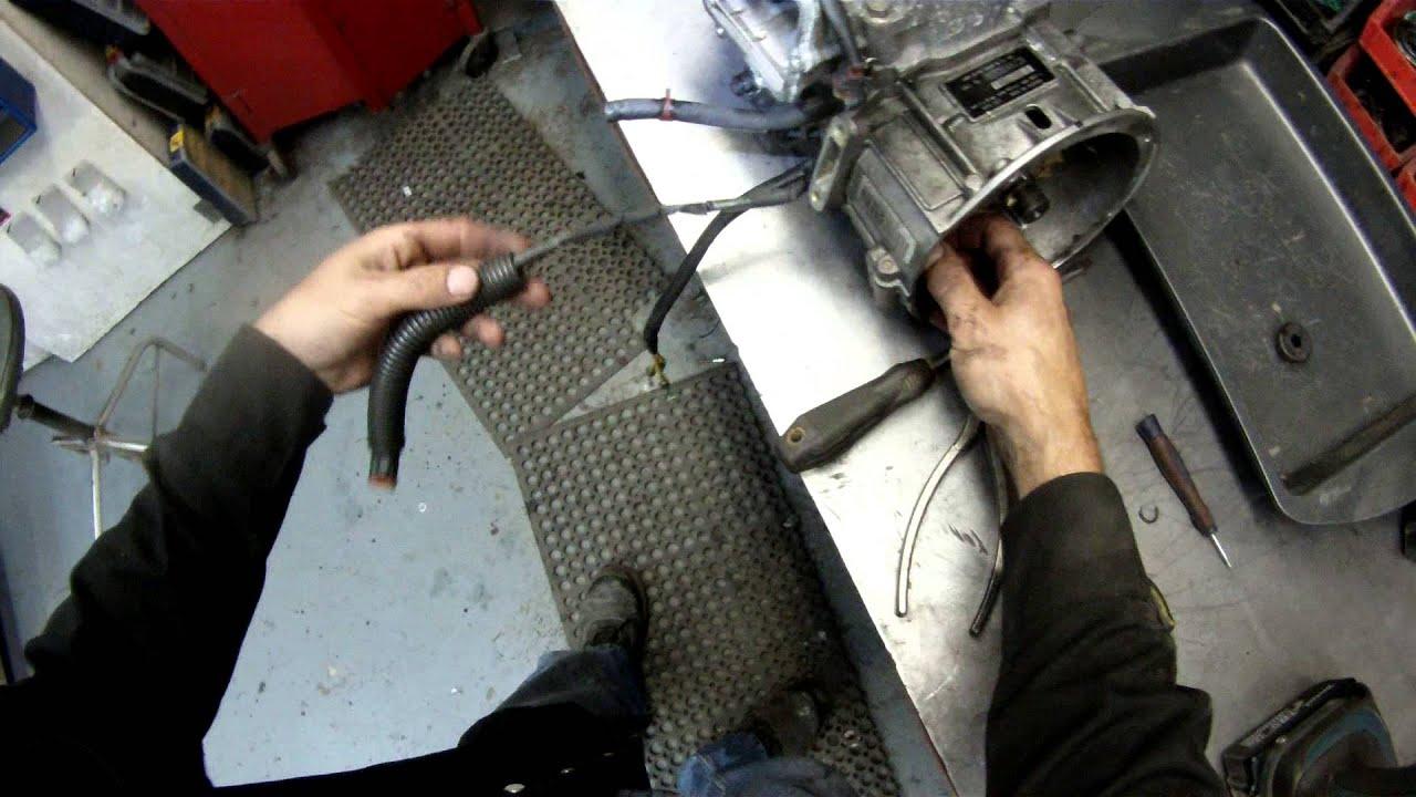 Ski Doo 600cc Twin Rebuild Part 4 Remove Pickup Coil And Stator Rotax 600 Sdi Engine Diagram