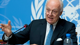 دي ميستورا: الدستور والانتخابات بسوريا على طاولة جنيف4