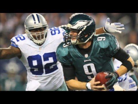 Dallas Cowboys vs Philadelphia Eagles 2013 | Jerry Jones PISSED