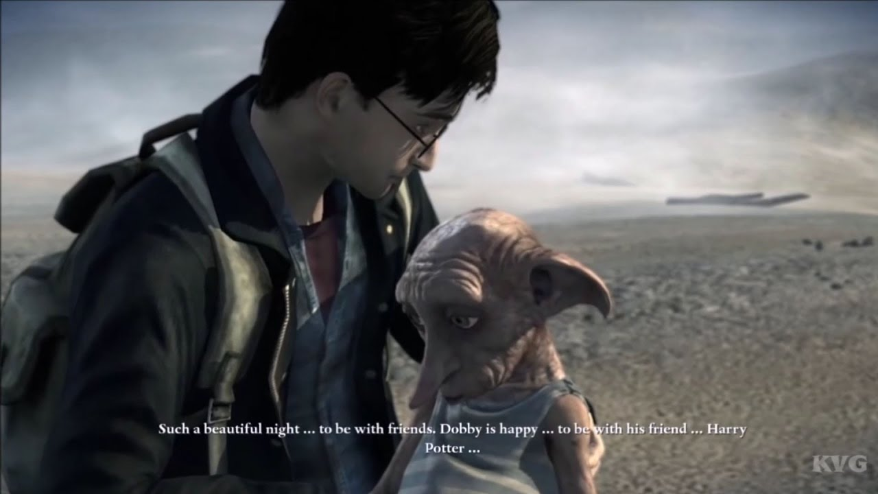 Download ► Harry Potter and the Deathly Hallows 1 - The Movie | All Cutscenes (Full Walkthrough HD)