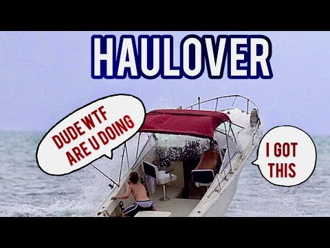 "Noobs Are (THE BEST)""Boats At HAULOVER INLET"""