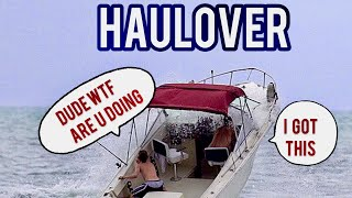 Noobs are (THE BEST)Boats at HAULOVER INLET YouTube Videos