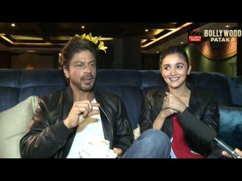 Dear Zindagi Exclusive Interview Shahrukh Khan Alia Bhatt Gauri Shinde