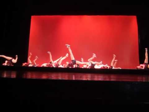 dance factory recital 2014 intensive funk youtube. Black Bedroom Furniture Sets. Home Design Ideas