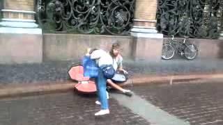 Необычный музыкальный инструмент ХАНГ