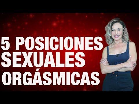 5 Posiciones Sexuales Orgásmicas (enfocadas al orgasmo femenino)