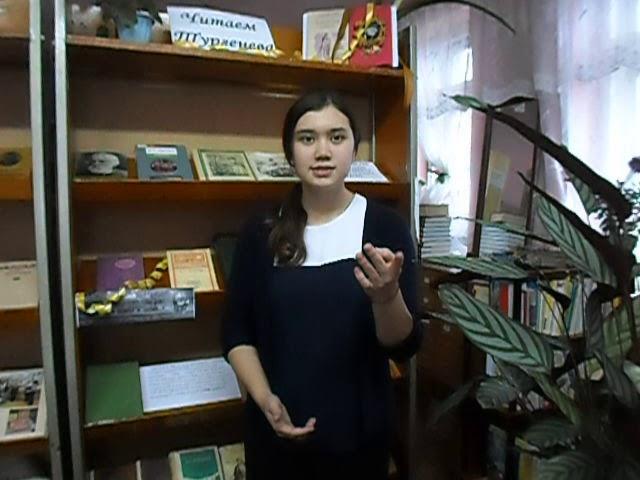 Изображение предпросмотра прочтения – ВераИванова читает произведение «Стихотворение в прозе Нищий» И.С.Тургенева