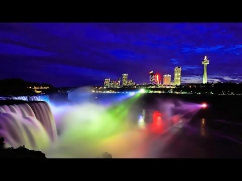 ❤ AMAZING NIAGARA FALLS ❤ Breath Taking Views   Travel Guide HD