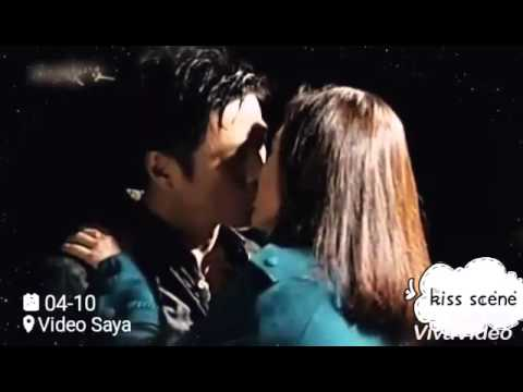 Kiss scene drama i have a lover