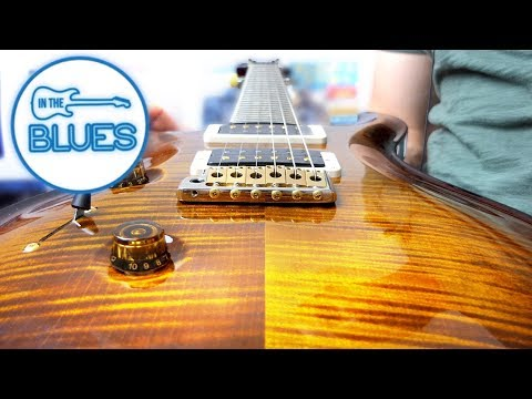 PRS Custom 24 30th Anniversary Edition Electric Guitar Review