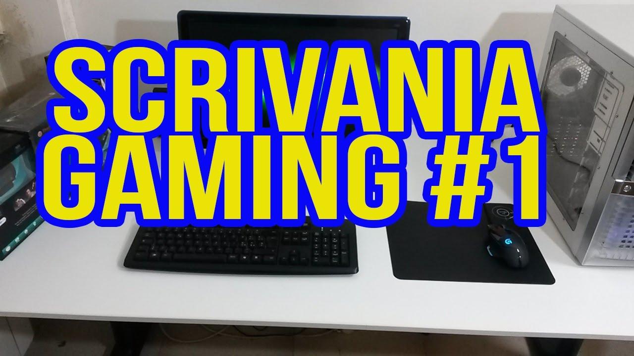 Scrivania Gaming 1 Come Sceglierla Youtube