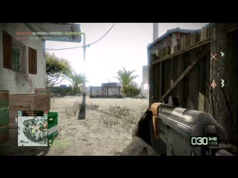BFBC 2 : (request) AKS-74U Gameplay part 1/2 HD
