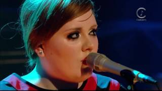 Adele   Hometown Glory Live at Later  with Jools Holland 2008