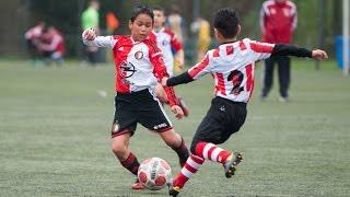 Feyenoord F2 - De Betrokken Spartaan F2 5-2 (Feyenoord kampioen)