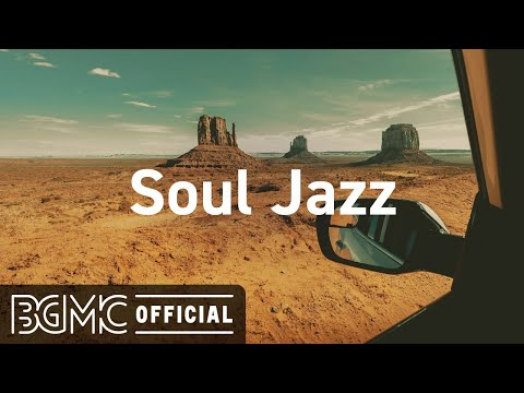 Soul Jazz: Chill Study Beats - Relaxing Soul Jazz Hip Hop Instrumental Music for Good Mood