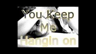 You keep me hangin on ( REMIX )  Laura Francavilla