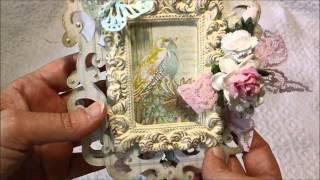 Photo Frame/easel Card