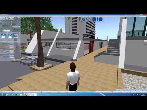 3D Virtual Tour of Bangkok University, City Campus