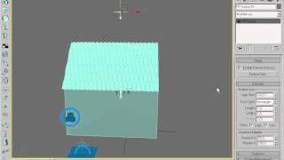 Анимация разбивающейся сосульки в 3Ds Max