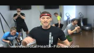 High Intensity Interval And Metabolic Training