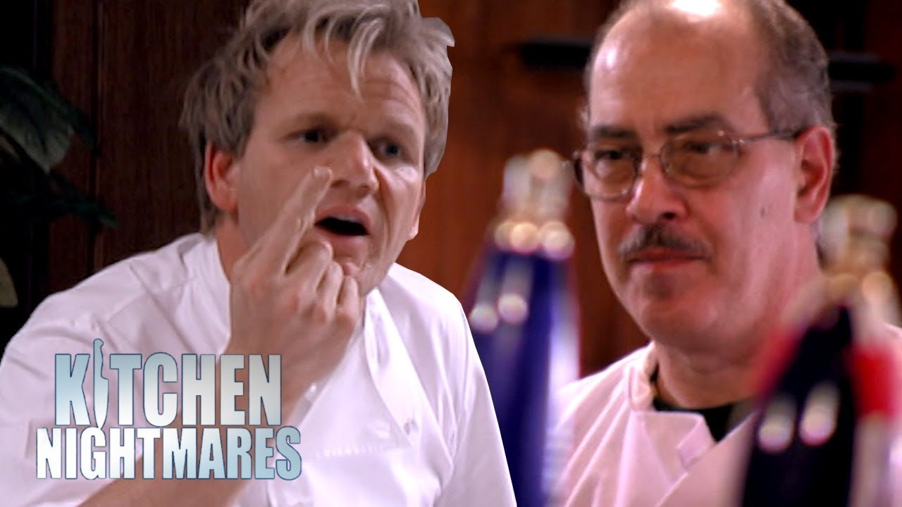Lazy, Dirty Chef Insults Ramsay by Refusing to Taste His Food ...