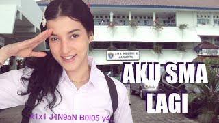 Download Video MAKEUP KE SEKOLAH ANTI DI OMELIN GURU ! MP3 3GP MP4