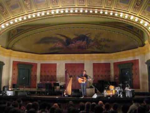 Robin Pecknold of Fleet Foxes at MusicNOW