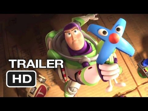 Pixar Shorts Vol. 2 Blu-ray TRAILER (2012) Film Collection HD
