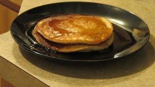 Recipe: Oatmeal Pancakes Ii