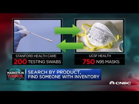 Coronavirus: Hospitals Struggling To Get Supplies Begin Barter System