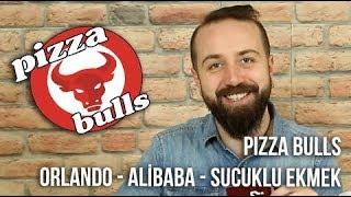 Pizza Bulls - Yemek Paket Servis İnceleme Orlando - Alibaba - Sucuklu Cheese Bread - CocaCola Zero