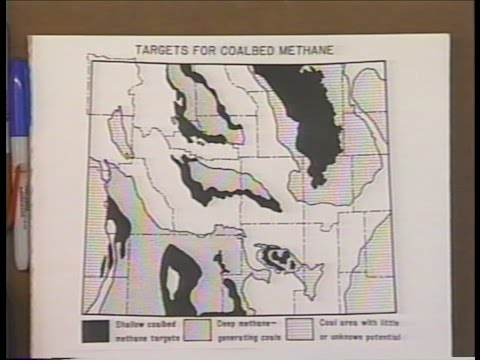 Water Talk: Coal Bed Methane in the Powder River Basin
