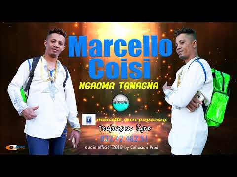 MARCELLO COISI -  Ngaoma Tanagna (audio officiel)