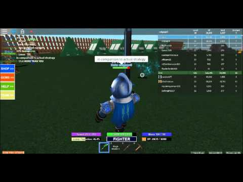 ROBLOX Field of Battle - The fuck is this kid's problem?!