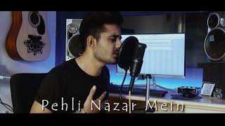 Pehli Nazar Mein - Poorvesh Dave    Atif Aslam    Cover