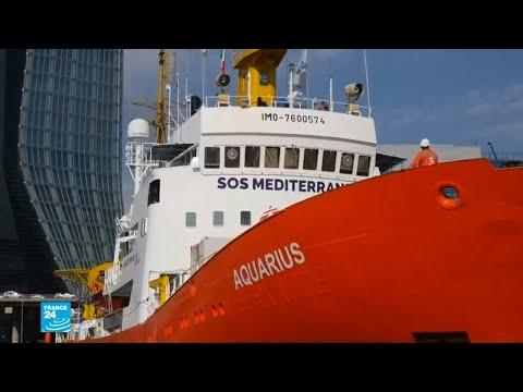 مصير غامض لسفينة -أكواريوس- التي أنقذت عشرات الآلاف من المهاجرين  - نشر قبل 5 ساعة