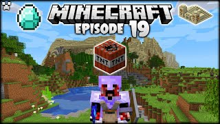 FUN With Minecraft TNT! NEW Build Project! | Python Plays Minecraft Survival [Episode 19]