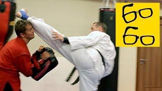 Армейский рукопашный бой (АРБ) с Максимом Ивановым — тактика боя и психология поединка в
