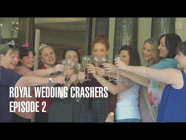 Royal Wedding Crashers Episode 2 – London Day 1