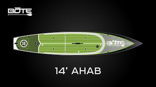 BOTE 2016 Ahab 14' Expedition and Fishing Paddle Board